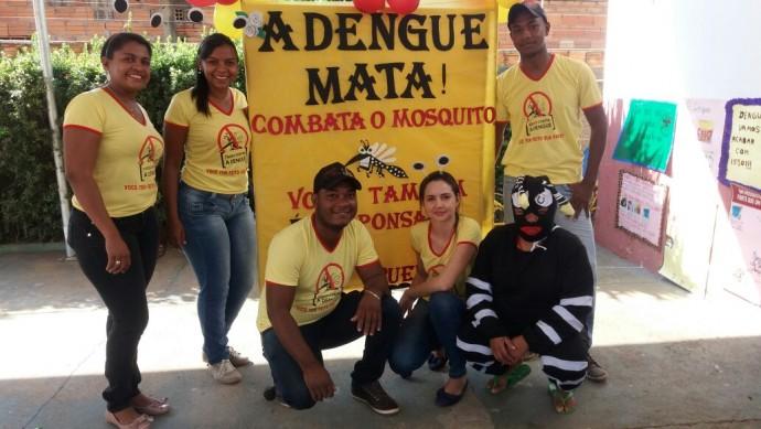 Dia D da dengue com palestras