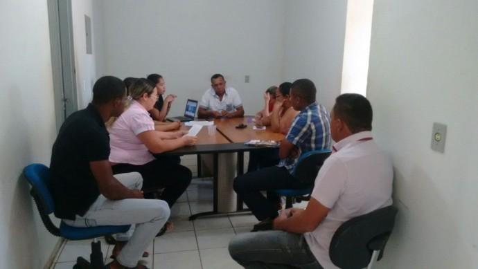 Segunda reunião do Protocolo do Fogo em Ipueiras com participação dos Secretários e Servidores municipais